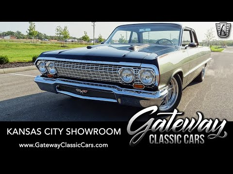 1963 Chevrolet Bel Air (CC-1433684) for sale in O'Fallon, Illinois