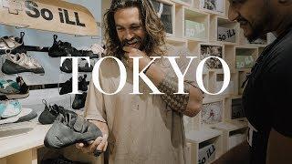 Climbing in Tokyo | Jason Momoa w/So iLL