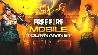Free Fire Total Gaming eSports Tournament Mobile Live