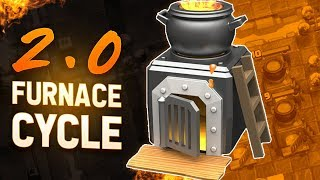 GODLY 2.0 FURNACE CYCLE DECK!  Clash Royale Trolling With The Fastest Decks Ever!