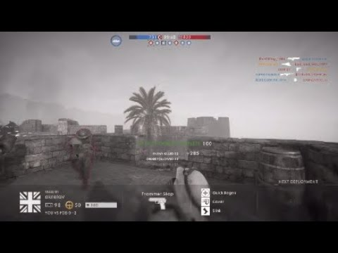 Battlefield 1 Bottle Top Squad,Broken bottle montage with the Benny Hill theme part 21