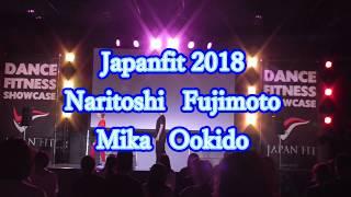 Japanfit 2018 藤本 成紀・大城戸 美香