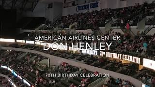 Don Henley Birthday Concert