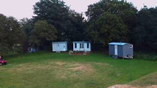 Woodland Shepherds Huts
