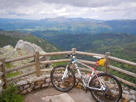 Cantabrian Mountains by MTB (Picos de Eu