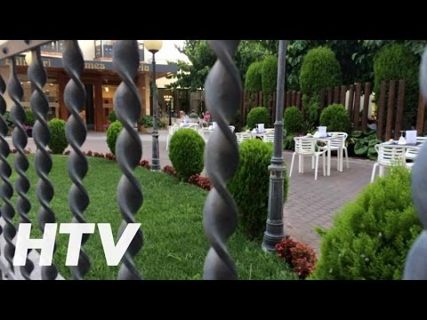 Hotel Balneari Termes Victòria en Caldes de Montbui