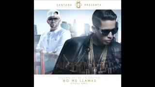 No Me Llamas (Official Remix) - Gocho Feat. De La Ghetto + (DD) + (Letra)