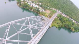 The LONGEST bridge in Ghana - The Adome Bridge [Part 2] - FPV 4K Drone