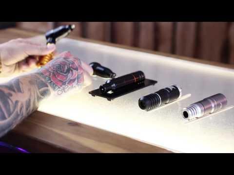 Der grosse Tattoo pen Test ! Hawk pen , proton pen , ez pen , Spirit , Thunder