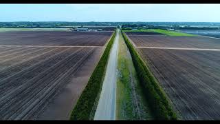 4K Test Flight Phantom 4 Pro Plus Ft COG