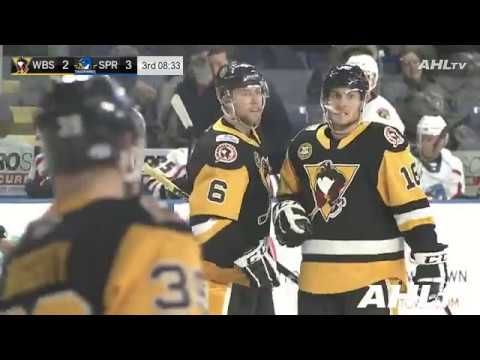 Penguins vs. Thunderbirds | Nov. 23, 2018