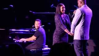 "unofficial John Legend "" All of me""  with surprise wedding proposal"