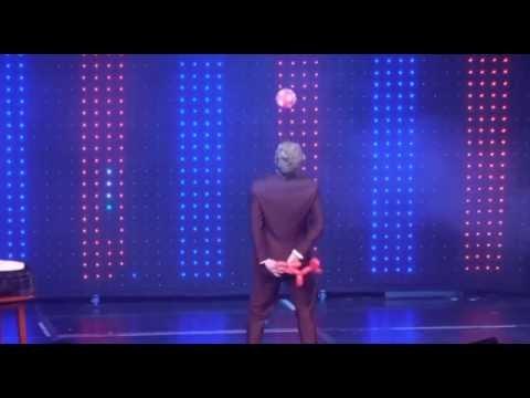 Video Comedy Juggler Street Performer Bristol
