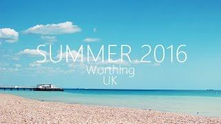 SUMMER 2016 • Worthing, UK • www.kreujeswojezycie.pl