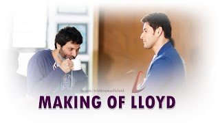 Mahesh Babu - Trivikram's Making Video of LLOYD TVC