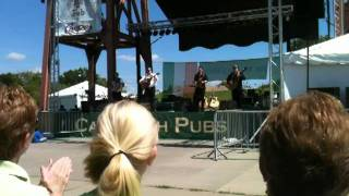 The High Kings - Step It Out Mary (MN Irish Fair 2011)