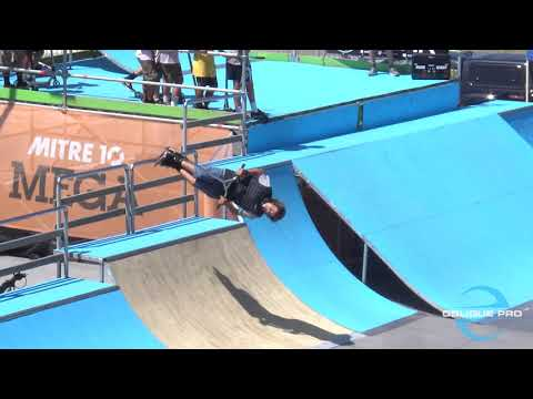 New Zealand ASA Scooter Nationals - Under 15s - Justin Bucknor
