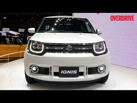 First Look: 2016 Suzuki Ignis