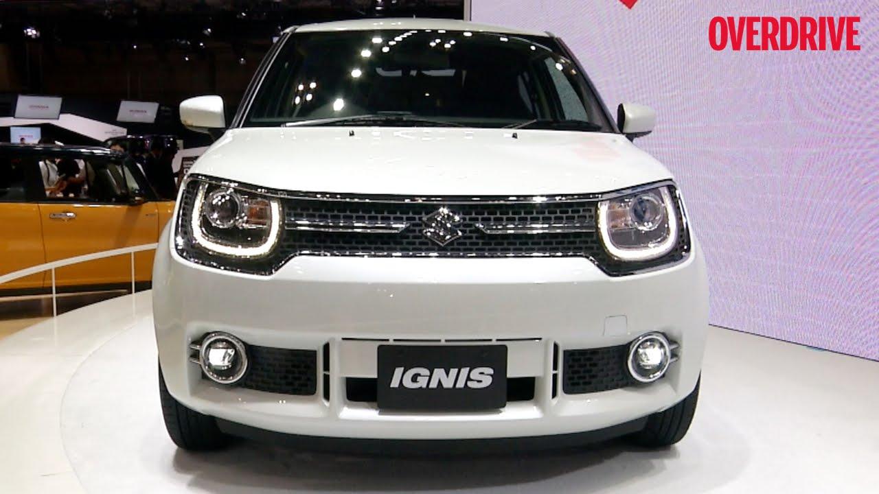 First Look: 2016 Suzuki Ignis