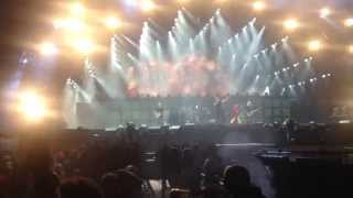 AC/DC LIVE 2015 - INTRO & ROCK OR BUST 5/5/15 - ROCK OR BUST WORLD TOUR