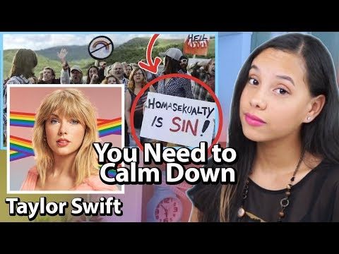 ¿Necesitamos Calmarnos? (Taylor Swift - You Need to Calm Down) | JustSarah