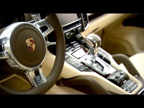 ► 2013 Porsche Cayenne S Diesel INTERIOR [HD]