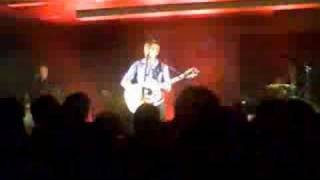 Josh Pyke - Middle of the Hill (Canberra) - April 2007