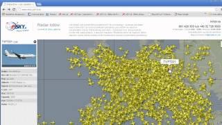 Flight radar – How to track flights?