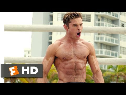 Baywatch (2017) - The Big Boy Competition Scene (2/10)   Movieclips