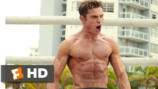 Baywatch 2017 - The Big Boy Competition Scene 2 10  Movie S