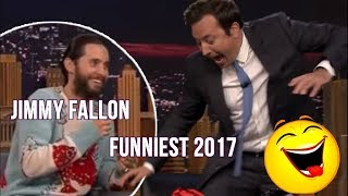 Jimmy Fallon Funniest Moments #compilation