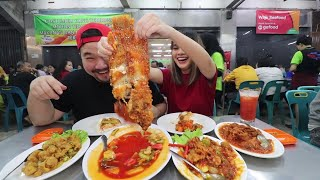 WOW!!! SEAFOOD INI RAMENYA MINTA AMPUN!!! FT. MGDALENAF