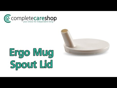 Spout Lid For Ergo Mug - Watertight Seal