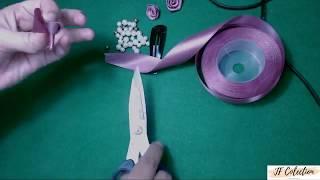 Cara Membuat Jepit Rambut Sendiri