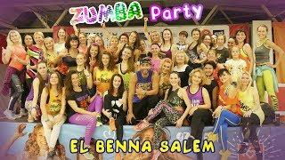 Zumba party с El Benna Salem на Ижфитнес - 2018