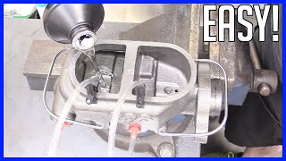 How to Replace Bleed a Brake Master Cylinder