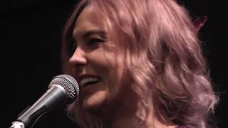 "Anna Nalick cries during ""Breathe 2am"" [Crowd sings for Anna due to laryngitis] 11/5/15, Albany, NY"