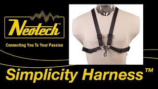 Neotech Simplicity Harness™ - Product Peek
