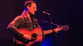 Sturgill Simpson Living The Dream (Acoustic) Live In Dublin Jan 2016