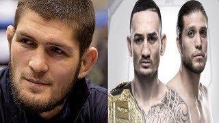 ГДЕ СМОТРЕТЬ UFC 231, ХАБИБ ХОЧЕТ ЗАКОНЧИТЬ В 70 КГ, ФАНАТ КОНОРА