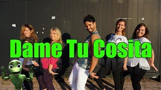 Dame Tu Cosita (Remix) Pitbull ft. El Chombo, Karol G  Cutty Ranks Zumba