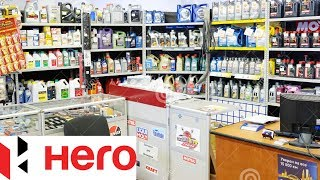 Hero Spare Parts Business 2020
