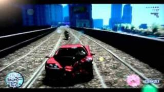 preview picture of video 'Grand Theft Auto 4 Crashes / Episode 2'
