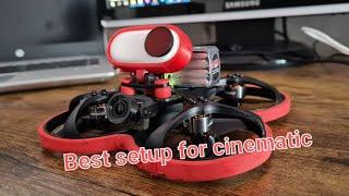 BetaFPV 95x v3 vs Insta360 GO 2 - the best setup for cinematic FPV
