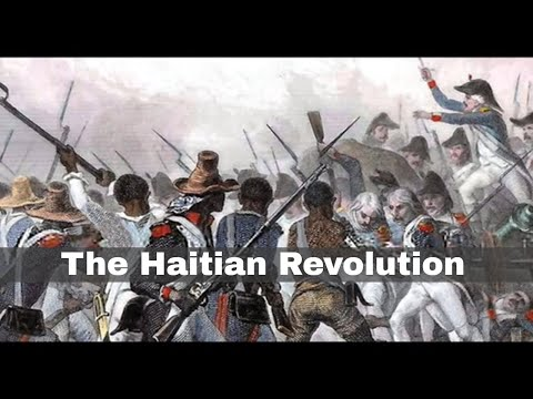 22nd August 1791: Start of the Haitian Revolution in the French colony of Saint-Domingue
