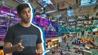 Singapore's Changi: How to design the world's best airport | CNBC Reports