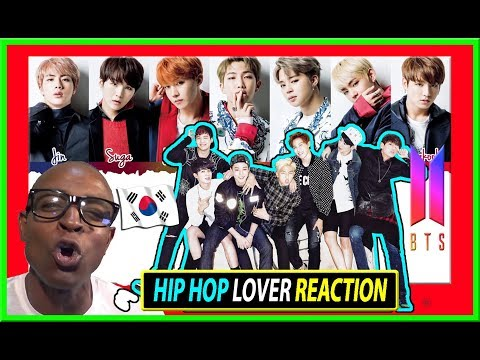 BTS - HIP HOP LOVER Reaction (They Really Paid Homage!) 방탄소년단 Real Street News