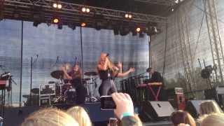 Zara Larsson - It's a Wrap live