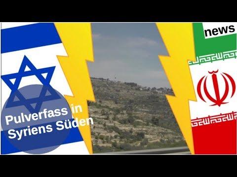 Pulverfass in Syriens Süden [Video]