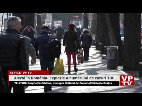 Alertă în România. Explozie a numărului de cazuri TBC